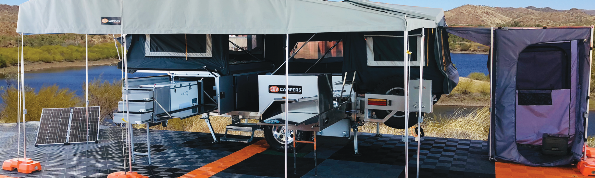 Guardian Campers & RV Centre | Off Road Camper Trailers